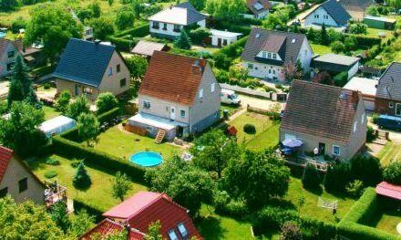 3 Zimmer-Eigentumswohnung mit Garten und Süd-Terrasse in Leegebruch - barrierefrei, hochwertig