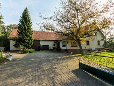 Zwei-Seiten-Hof an der Teltower Stadtgrenze ! Pferdeliebhaber aufgepasst !