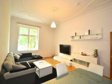 Wunderschöne Altbauwohung mit 3 Zimmern, Gäste-WC und 2 Balkonen in gefragter Lage sucht neue Mieter !!
