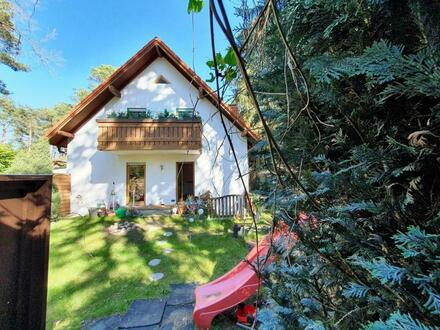 *Eigentumswohnung,FREI,eigenerGarten,Terrasse,Garage,Stellplatzin 15345Eggersdorf*FRIEDEL IMMO*