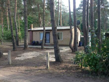 * Eigentumsland / Erholungsgrundstück ca. 570 m² mit Bungalow ca 32 m² *