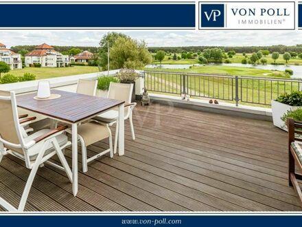 Exklusives Penthouse im Süd-Osten von Berlin am Golfplatz Motzen