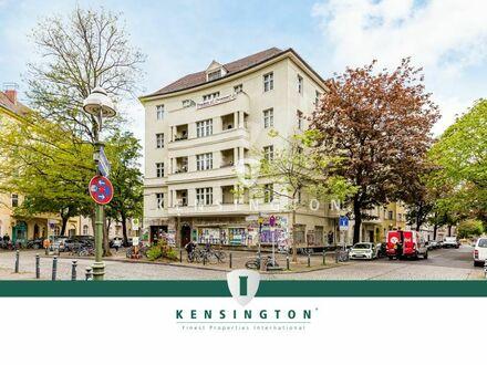 Exklusive Gewerbefläche - Raumwunder im Berliner Szenebezirk