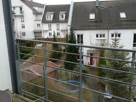 1-Zimmer Wohnung mit Einbauküche & Balkon in Schönfließ