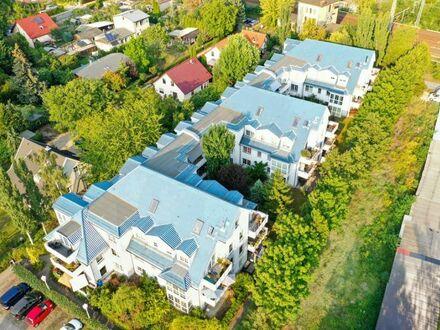 Eigentumswohnung in Potsdam-Golm: Vermietete 3 Zimmer-Wohnung mit Balkon und Stellplatz