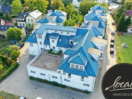 Vermietete 2 Zimmer-Wohnung mit Sonnenbalkon und Stellplatz!
