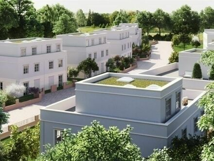 Exklusive Doppelhaushälfte im Villenpark Jungfernsee!