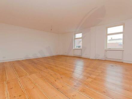 3 Zimmer-Wohnung mit Loft-Charakter 121 m² Wohnfläche • Zentrum Fürstenberg