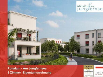 Wohnen am Jungfernsee - Showroom geöffnet Sonntag 14:00h - 16:00h