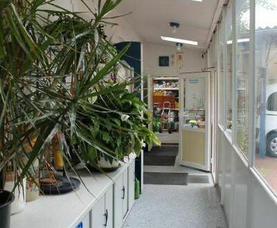 Alleinstehendes Wohn-/ Büro/Produktions-Gartenhaus !