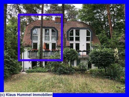 4 Zimmer Dachgeschosswohnung in Rangsdorf