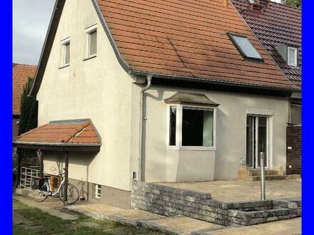 gut modernisierte Doppelhaushälfte in Blankenfelde