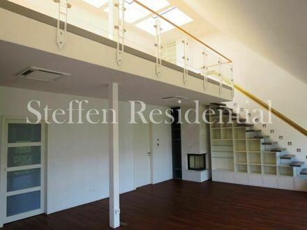Top-Lage Grunewald/Schmargendorf - Erstklassig modernisierte Maisonette Dachgeschoss-Eigentumswohnung mit, Galerie, Terrasse,…