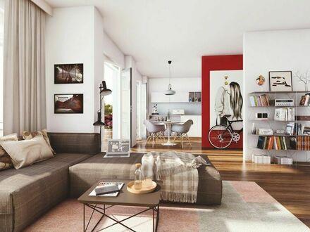 Nachhaltige Kapitalanlage - City-1-Zimmer-Wohnung mit Balkon