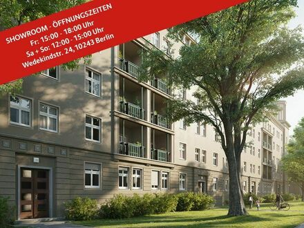 INVEST: Befristet vermietete 2-Zimmer-Wohnung mit Balkon