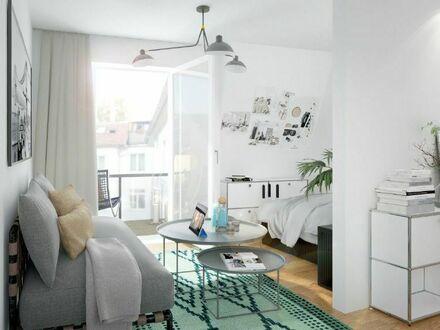 Perfekt für Studenten und Singles: 1-Zimmer-Wohnung mit Balkon