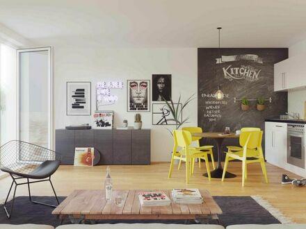 1-Zimmer-Kapitalanlage-Wohnung mit Balkon - erfahrener Bauträger & DEKRA Baucontrolling