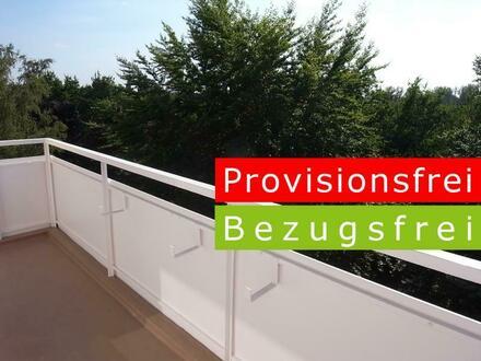 Traumhaft modernisierte Wohnung - Sonnenbalkon - AUFZUG - freier Grünblick
