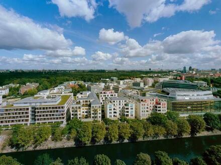 Residieren im Tiergarten Dreieck - Exklusive Stadtwohnung mit großem Südbalkon
