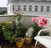 Stilvoll möblierte Wohnung mit Altbaucharme in Traumlage am Savignyplatz