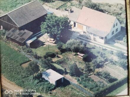 Ein Traum von Grundstück - großes EFH mit Scheune und Platz zum gestalten