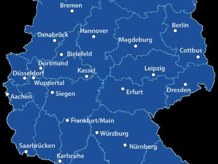 Pflege Immobilien mit Betreiber - Bundesweite Standorte