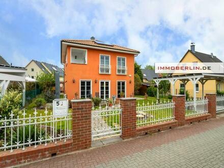 IMMOBERLIN.DE - Exquisites Haus mit mediterranem Charme in ruhiger Sonnenlage