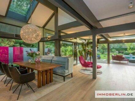 IMMOBERLIN.DE - Luxuriöses Haus mit exquisitem Ambiente und Traumgarten in Toplage - Kopie