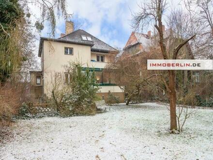 IMMOBERLIN.DE - Exzellente Single-Wohnung in ruhiger Villenlage beim Zehlendorfer Ortszentrum