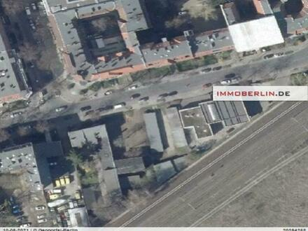 IMMOBERLIN.DE - Sehr attraktives Baugrundstück in exzellenter Lage nahe Florakiez