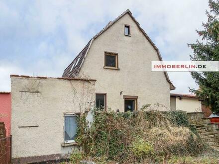 IMMOBERLIN.DE - Sehr attraktives Ein-/Zweifamilienhaus mit sonniger Gartenidylle