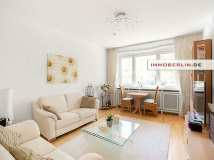 IMMOBERLIN.DE - Lichtdurchflutete Wohnung mit exquisitem Ambiente