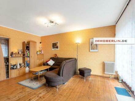 IMMOBERLIN.DE - Behagliches Einfamilienhaus in sehr angenehmer Stadtrandlage