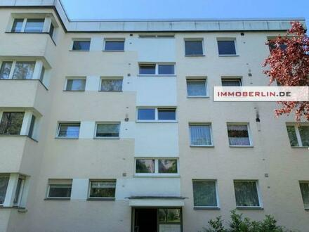 IMMOBERLIN.DE - Lichtdurchflutete Wohnung mit Südloggia nahe Badestrand Spektesee