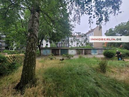 IMMOBERLIN.DE - Optimales Baugrundstück in gefragter Lage von Lichtenberg