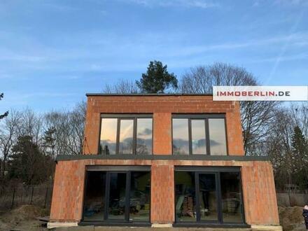 IMMOBERLIN.DE - Rohbau in Toplage! Großzügiges Einfamilienhaus mit Südwestgarten