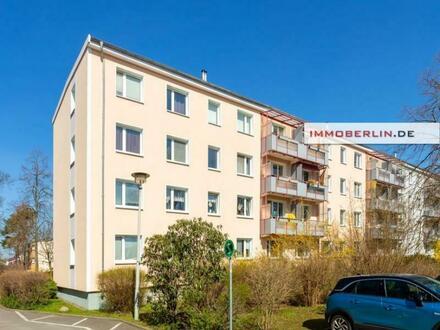IMMOBERLIN.DE - Ästhetisch & sehr gepflegt! Wohnung in ruhiger Lage beim Plänterwald