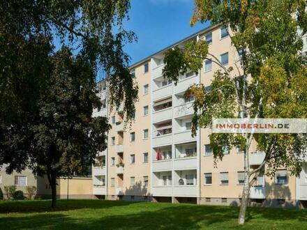 IMMOBERLIN.DE - Stilvoll & komfortabel! Lichtdurchflutete Wohnung mit Südloggia & Lift