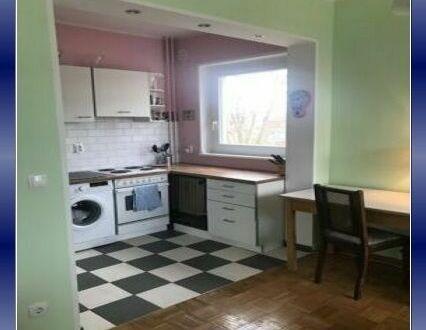 Hübsche 2 Zimmer-Single--Wohnung mit sonnigem Balkon in ruhiger Zehlendorflage!