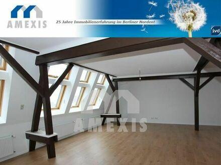 / AMEXIS / Erstbezug nach Ausbau eines Dachgeschosses IN TEGEL