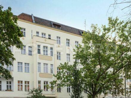 Altbauperle als Kapitalanlage - Ihre vermietete Eigentumswohnung in Berlin-Wedding!