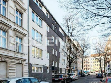 Ideale Kapitalanlage im Szenekiez: 3-Zimmer-Wohnung mit Südbalkon