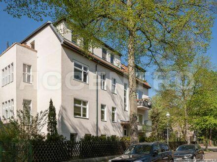 Vermietete Eigentumswohnung in nachgefragter Lage am Grunewald