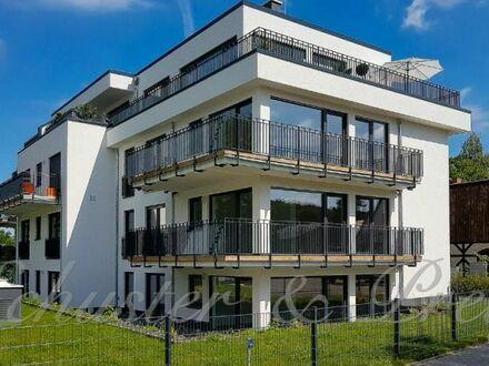 Direkt am Werbellinsee! Großzügige sofort beziehbare Maisonettewohnung mit Terrasse und Blick zum Werbellinsee! 100 MA