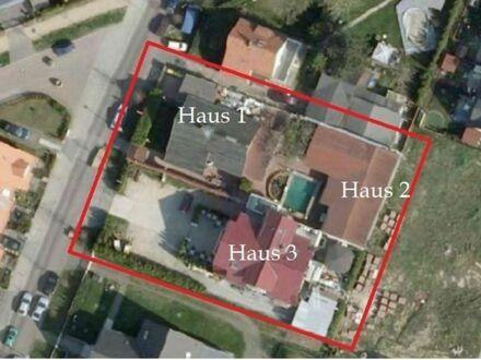 3 Häuser mit 7 Wohnungen - Lukratives Renditeobjekt im Norden von Berlin