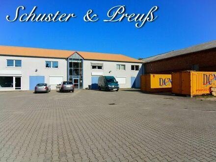 Schuster & Preuß - Bernau - Gewerbe und Wohnen im eigenen modernen Gebäude, 720 m² Nutzfläche, komplett mit Fußbodenheizung,…