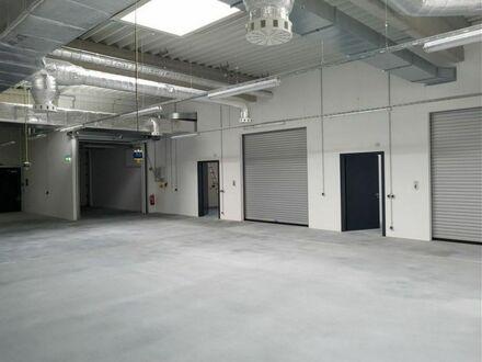 Attraktiver Neubau-Erstbezug: Hallenflächen mit Büroeinheiten in Berlin-Adlershof