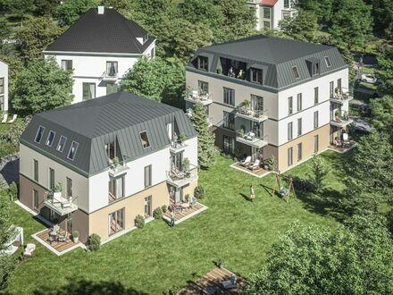 Exklusive Eigentumswohnung im Grünen - Wohnen am Großen Garten in Dresden
