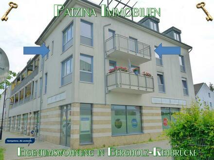 Moderne Eigentumswohnung mit Balkon und TG-Stellplatz