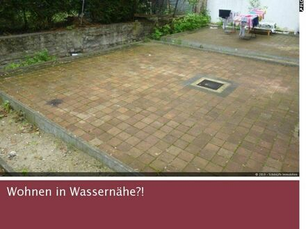 Terrassen-Wohnung in Wassernähe *EBK / frisch saniert*